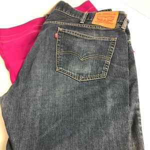 Levis 559 Relaxed Jeans 42/32